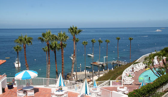 Catalina Island Honeymoon